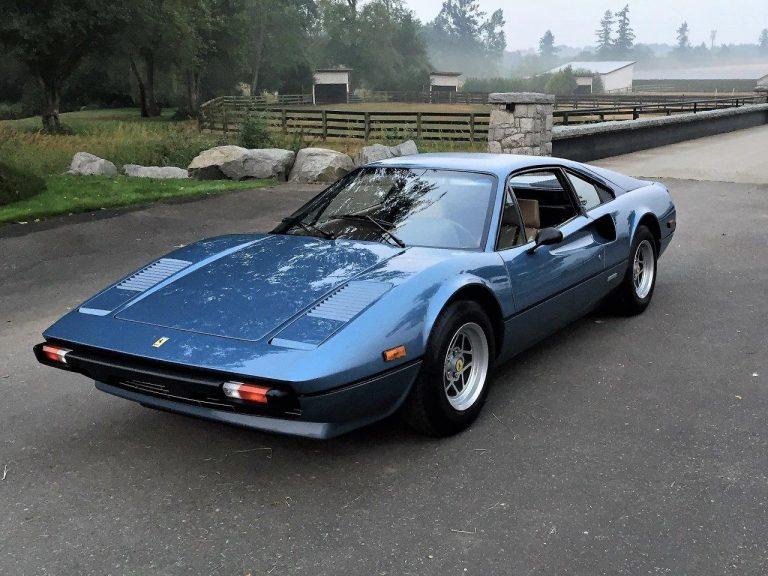 1977 Ferrari 308 (23 B)